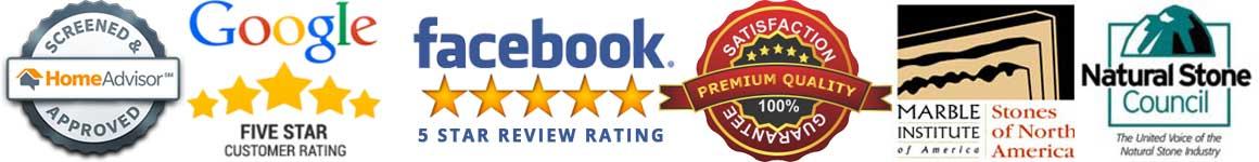 5 Star Logo Bar
