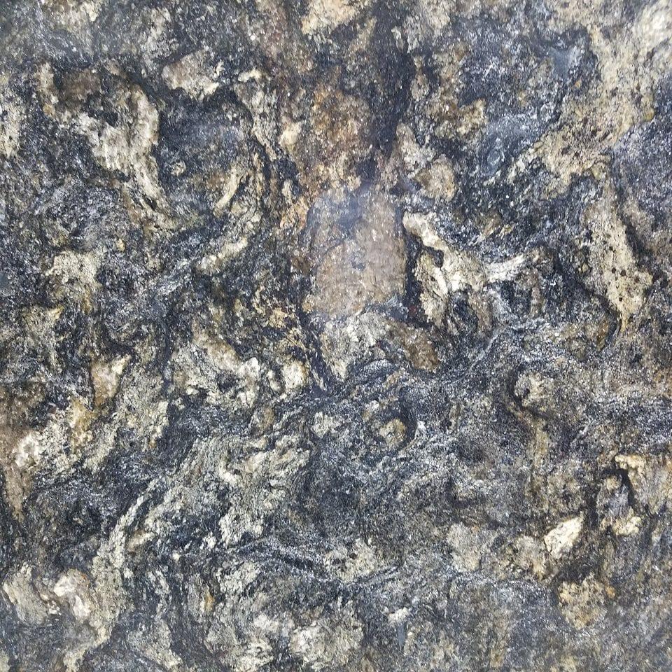 Galassia Gold Granite Leathered